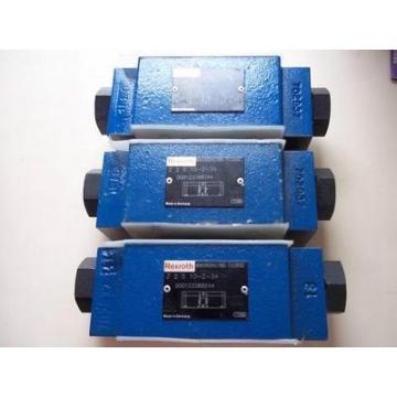 REXROTH 3WE 10 B3X/CG24N9K4 R900594429 Directional spool valves